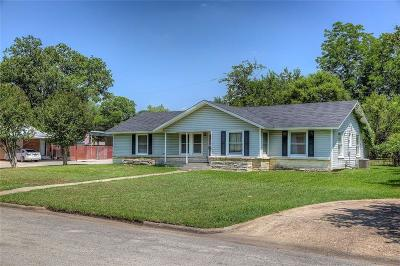 Terrell Single Family Home For Sale: 116 Leighton Drive