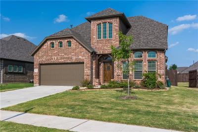 Sherman Single Family Home For Sale: 4605 Sephora Drive