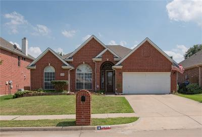 Flower Mound Single Family Home For Sale: 1833 Honey Mesquite Lane