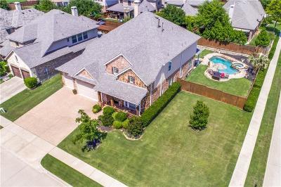 McKinney Single Family Home Active Option Contract: 3313 Estes Park Lane