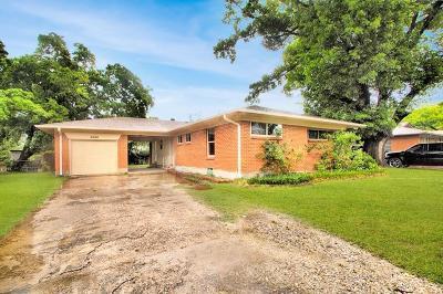 Single Family Home For Sale: 2933 Bay Oaks