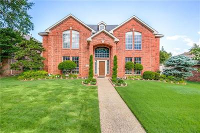 Carrollton Single Family Home For Sale: 2405 Norwich Drive