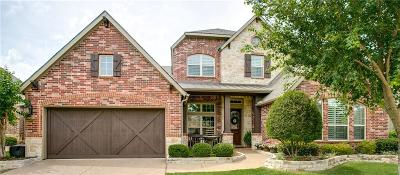 McKinney Single Family Home Active Option Contract: 3613 Bahnman Drive
