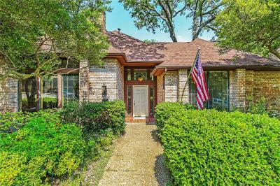Single Family Home For Sale: 18910 Mahogany Trail