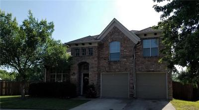 McKinney Single Family Home Active Option Contract: 3620 Trinity View Drive