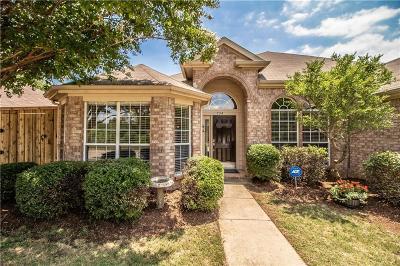 Lake Dallas Single Family Home For Sale: 734 River Oak Way