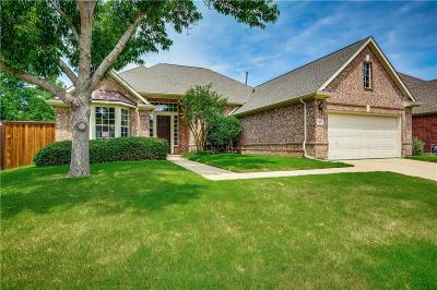 Flower Mound Single Family Home For Sale: 3417 Glenmoor Drive