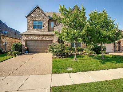 Forney Single Family Home For Sale: 1040 Brigham Drive