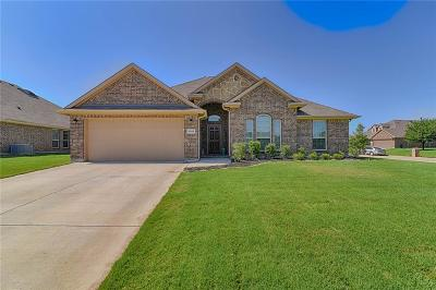 Kennedale Single Family Home Active Option Contract: 1100 Colbi Street