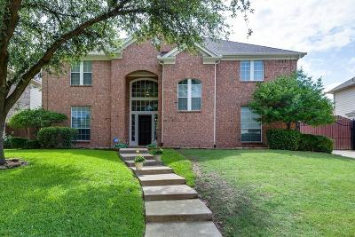 Keller Single Family Home Active Option Contract: 1618 Meadow Park Drive