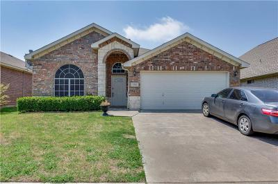 Fort Worth Single Family Home For Sale: 9132 River Falls Drive