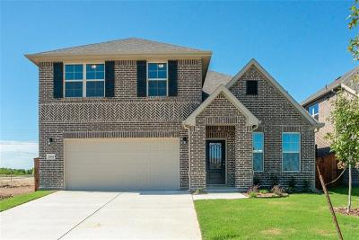 Haslet Single Family Home For Sale: 11861 Toppell Trail