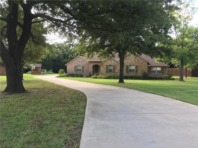 Hickory Creek Single Family Home Active Option Contract: 104 Timber Lake Lane