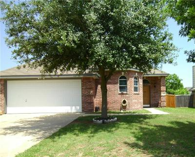 Seagoville Single Family Home Active Option Contract: 717 Fairview Avenue