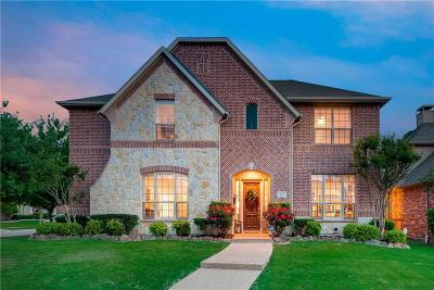 Lewisville Single Family Home For Sale: 2444 Hardrock Castle Drive