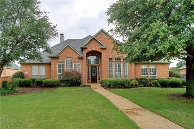 Southlake Single Family Home Active Option Contract: 1210 Forest Hills Drive