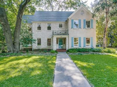 Lancaster Single Family Home Active Option Contract: 619 S Dallas Avenue
