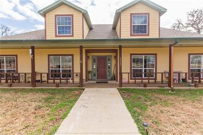 Joshua Single Family Home For Sale: 5511 County Road 803