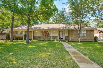 Irving Single Family Home For Sale: 1005 Sleepy Hollow Drive S