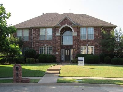 Plano Single Family Home For Sale: 7608 Olive Branch Court