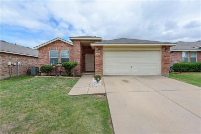 Denton Single Family Home For Sale: 6208 Thoroughbred Trail