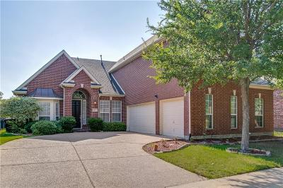 Frisco Single Family Home Active Option Contract: 4193 Victory Drive