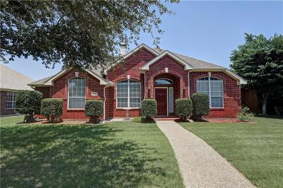Plano Single Family Home For Sale: 4533 Cape Charles Drive