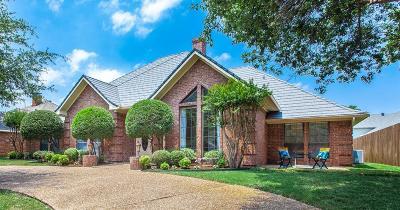 Plano TX Single Family Home Active Option Contract: $400,000