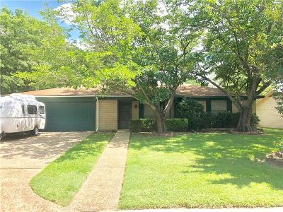 Navarro County Single Family Home Active Option Contract: 3705 Northpark Drive