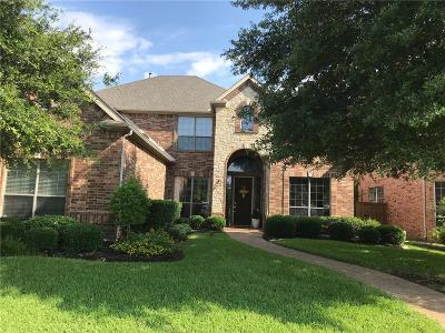 Euless Single Family Home For Sale: 701 Allen Drive