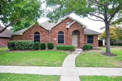 The Colony Single Family Home For Sale: 6404 Landmark Trail