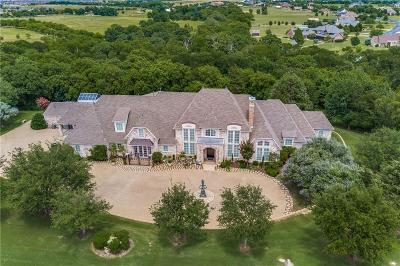 Prosper Single Family Home For Sale: 1600 Winding Creek Road