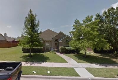 Lewisville Single Family Home For Sale: 416 Kyle Lane