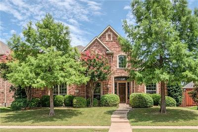 Plano Single Family Home Active Option Contract: 8120 Ambiance Way