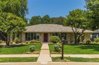 Plano Single Family Home Active Option Contract: 2709 Westridge Drive