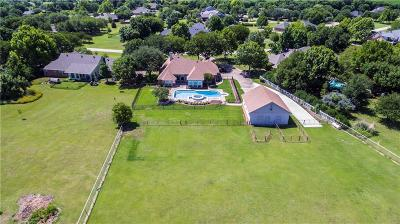 Single Family Home For Sale: 15820 Big Horn Trail