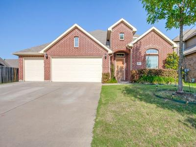 Mesquite Single Family Home Active Option Contract: 2905 Blue Heron Drive