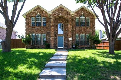 Plano TX Single Family Home Active Option Contract: $379,900