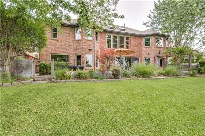 Coppell Single Family Home For Sale: 352 Parkview Place
