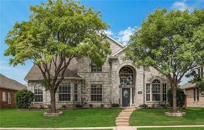 Coppell Single Family Home For Sale: 719 Crestwood Drive