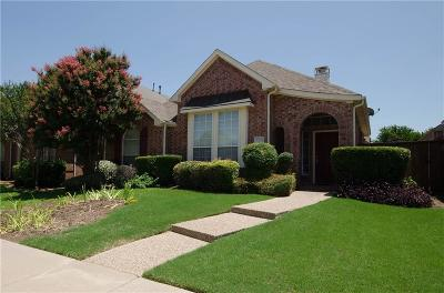 Plano Single Family Home Active Option Contract: 9228 Dark Forest Drive