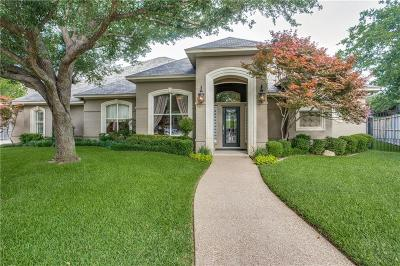Fort Worth Single Family Home Active Option Contract: 2800 Riverwood Trail