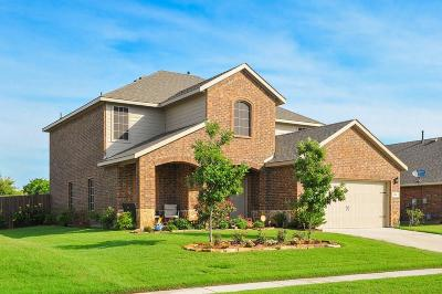 Waxahachie Single Family Home For Sale: 105 Pony Court