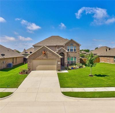 Waxahachie Single Family Home For Sale: 104 Althea Drive