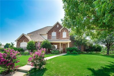 McKinney Single Family Home Active Option Contract: 4105 Duclair Court