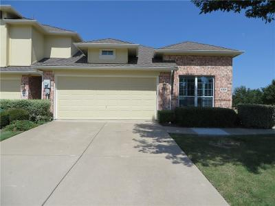 Frisco Townhouse Active Option Contract: 5308 Alderwood Drive