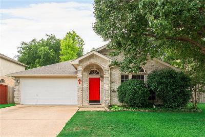 Grand Prairie Single Family Home For Sale: 4507 Malvern Hill Road