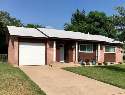 Bedford, Euless, Hurst Single Family Home For Sale: 1112 Crane Drive