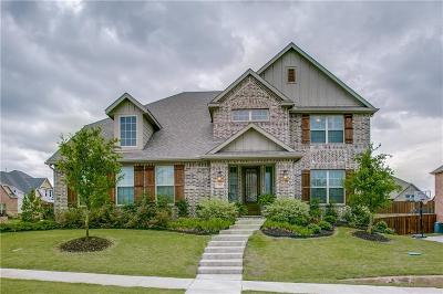 Prosper Single Family Home For Sale: 740 Debbie Court