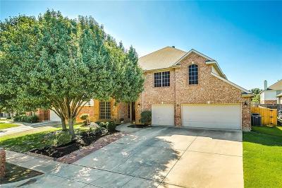 Mansfield Single Family Home For Sale: 4208 Wildbriar Lane